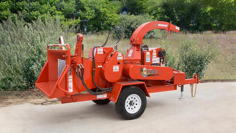Wood Chipper Rental